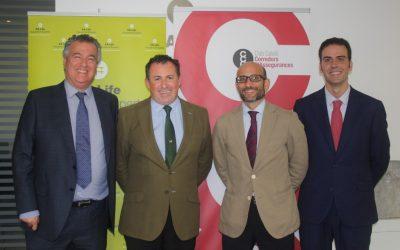 CA Life and Club Català de Corredors d'Assegurances (CCC) renew their collaboration agreement until 2020