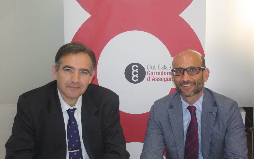 ARAG and Club Català de Corredors d'Assegurances (CCC) extend their collaboration agreement until 2020