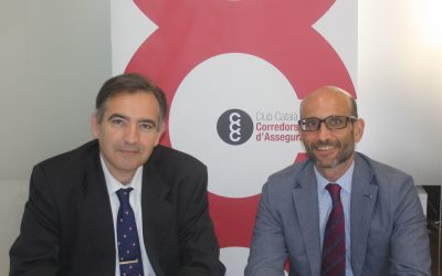 ARAG and Club Català de Corredors d'Assegurances (CCC) extend their collaboration agreement until 2020