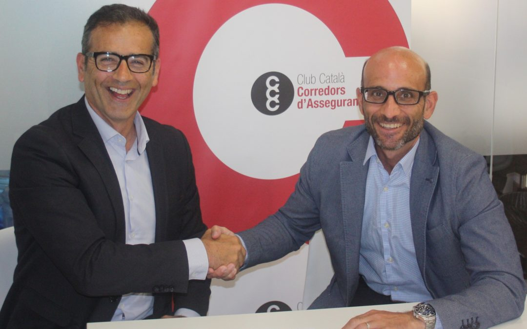 Mallorquina and Club Català de Corredors d'Assegurances (CCC) renew collaboration agreement